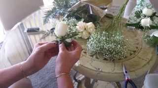 Repeat youtube video Wedding Corsage