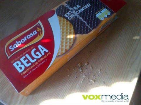 Voxmedia | Spot Rádio - Bolachas Belga - Saborosa