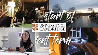 CAMBRIDGE UNIVERSITY VLOG 8 YouTuber Formal Mock Exams And Illness Who S Surprised