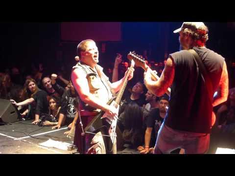 NUCLEAR ASSAULT - 10/15/16 @ Metro Operahouse, Oakland, CA - California Deathfest II