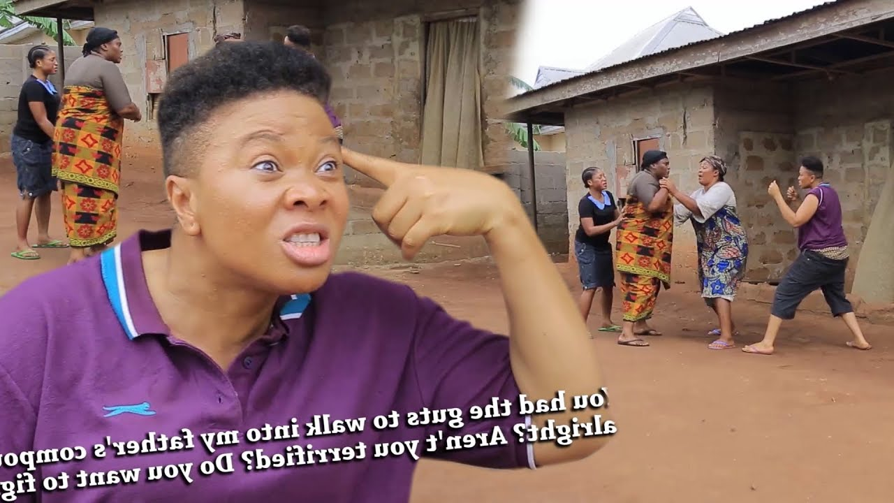 """Download The Crazy Village Fighter Season 1 & 2 - """"New Movie"""" 2019 Latest Nigerian Movie"""