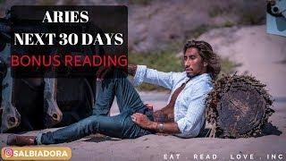 "Gambar cover ARIES - ""SOMEONE WILL NOT GIVE UP"" BONUS NEXT 30 DAYS TAROT READING"