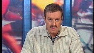 970302 - BRTN TV1: Sportweekend [Frank Raes] + intro Schalkse Ruiters (2 maart 1997)