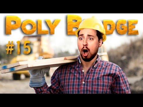 HOGYAN LEHET MEGFORGATNI EGY HIDAT??? | Poly Bridge #15