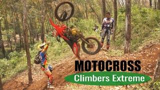The Hill Climbers Extreme MOTOCROSS Fails - Nonton Motocross Super Keren Tori Airin Part 1