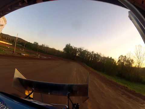 Clinton County Raceway 600 Sprint heat