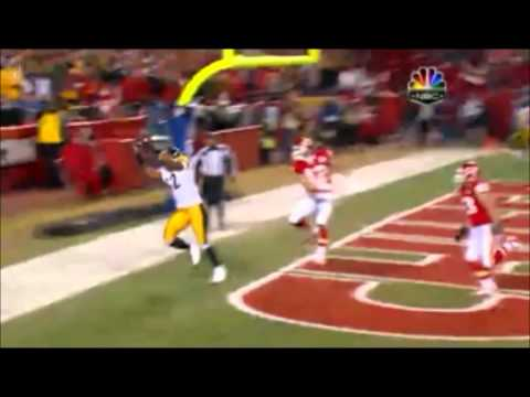 Weslye Saunders First NFL Regular Season Touchdown