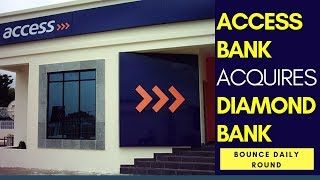 Access Bank Buys Over Diamond Bank