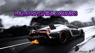 ROBLOX: Vehicle simulator - Lamborghini sounds, V10,V12