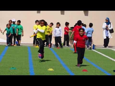 Ems Doha Primary Sports Day Celebration 2018 Youtube