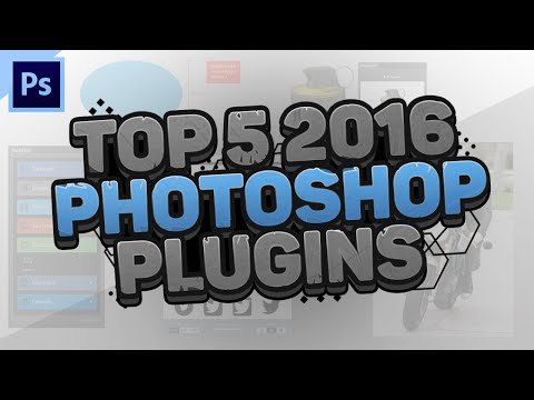 Top 5 Free Photoshop Plugins 2016 by Qehzy