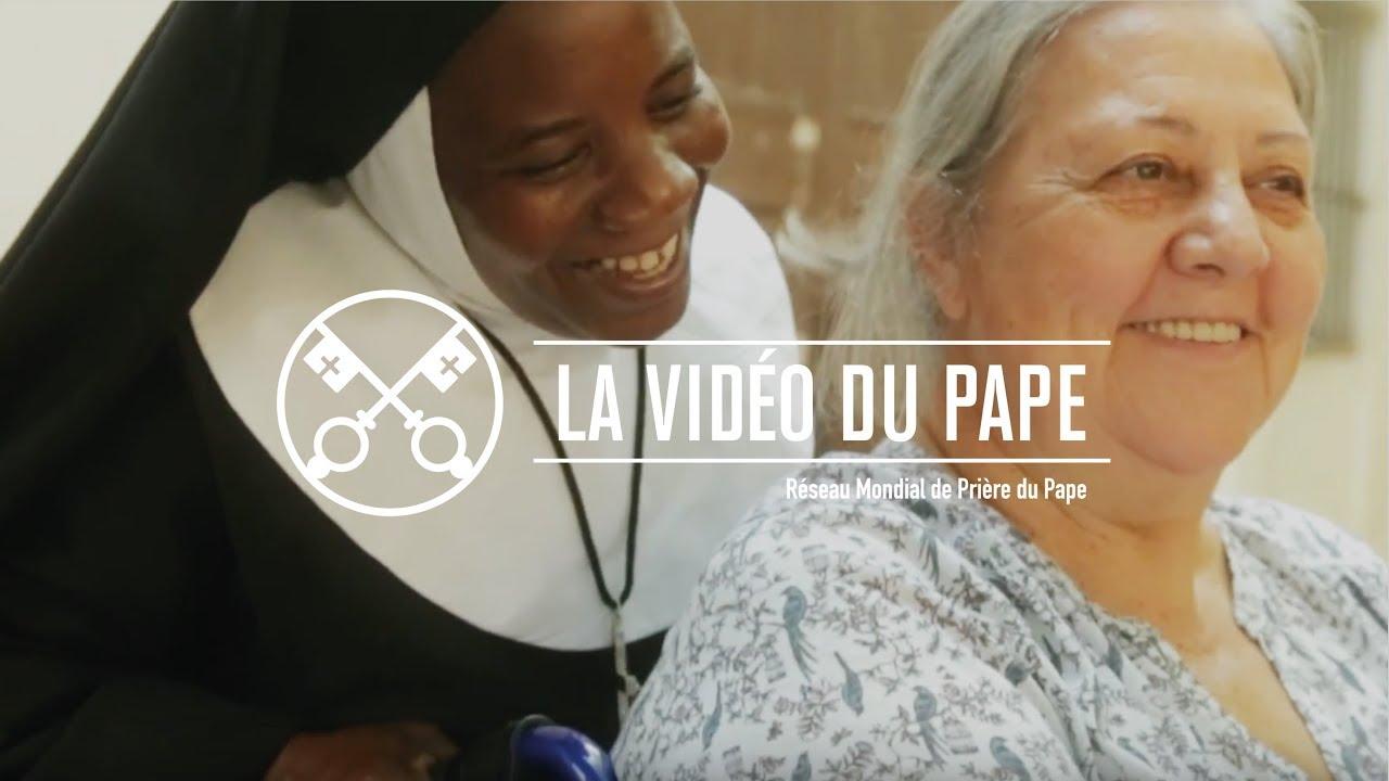 Vidéo du Pape : La mission des consacrés Maxresdefault
