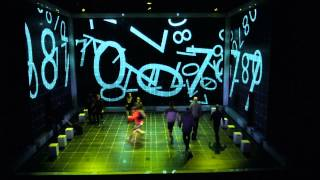 2015 Tony Awards Show Clip: The Curious Incident of the Dog in the Night-Time