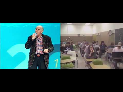 CHI 2011 Opening Keynote: Howard Rheingold