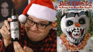Jack Frost 2: Revenge of the Mutant Killer Snowman (2000) - Blood Splattered Cinema (Horror Review)