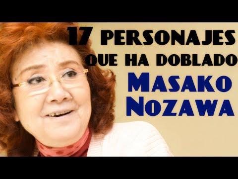 Top 17 personajes doblados por Masako Nozawa (Gonzalo Alejandro 2)
