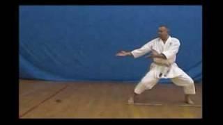 Gojushiho Sho Shotokan Kata