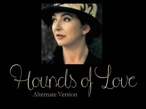 Kate Bush - Hounds of Love (Alternate Version with lyrics)