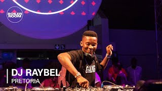 DJ Raybel Boiler Room x Ballantine's True Music Pretoria