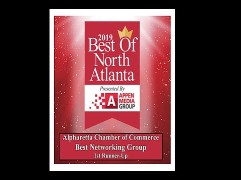 Alpharetta Chamber Best Networking