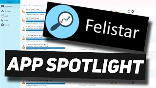 Open Directory Downloader Tool! - Felistar App Spotlight - A Sort-Of WGET GUI