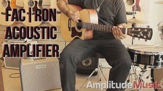 FAC|RON Acoustic Amp Playthrough