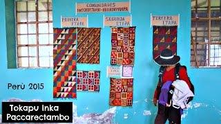 Visita a Paccarectambo | Tokapu Inka | #Perù2015 vlog ❁
