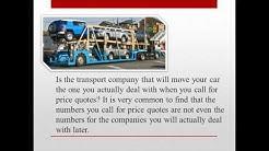 Interstate vehicle transport