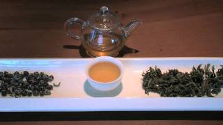 Jasmine Pearl - Chinese Green Tea