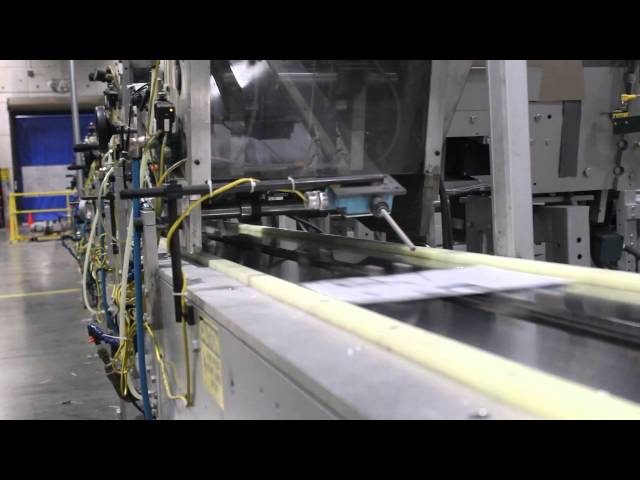 Corporate Bindery & Co-Mailer Educational Video