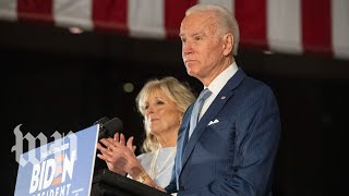 WATCH: Biden delivers remarks on the Trump's response to the coronavirus
