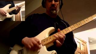 Sixty Second Jams #2 - Jimi Jam - Eleven Rack - Strat - Boss RC50 - Boss BR800