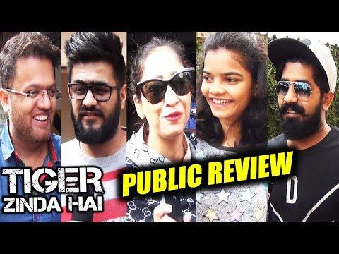 Tiger Zinda Hai Public Review | Reaction |...