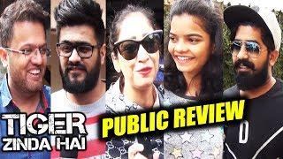 Tiger Zinda Hai Public Review | Reaction | First Day First Show | Salman Khan | Katrina Kaif