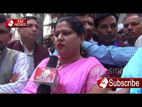Nigam Parshad Durgesh Suryakant Tiwari INTERVIEW हर Hafte जाती है जनता से रूबरू होने ward 46,SM News