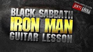 vuclip Guitar Lesson - Iron Man by Black Sabbath