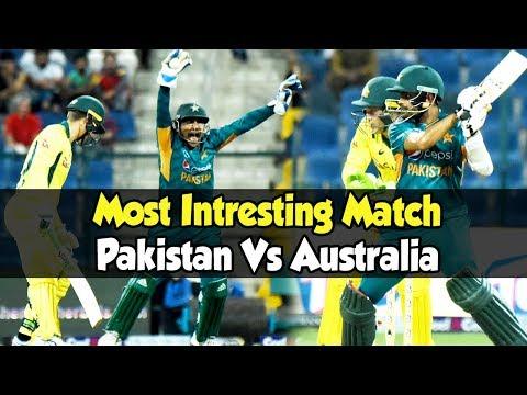 Most Intresting Match | Pakistan Vs Australia | 4th ODI | Highlights | PCB