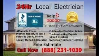 Local BBB Electrician Tierra Santa, CA | Call (619) 500-1994