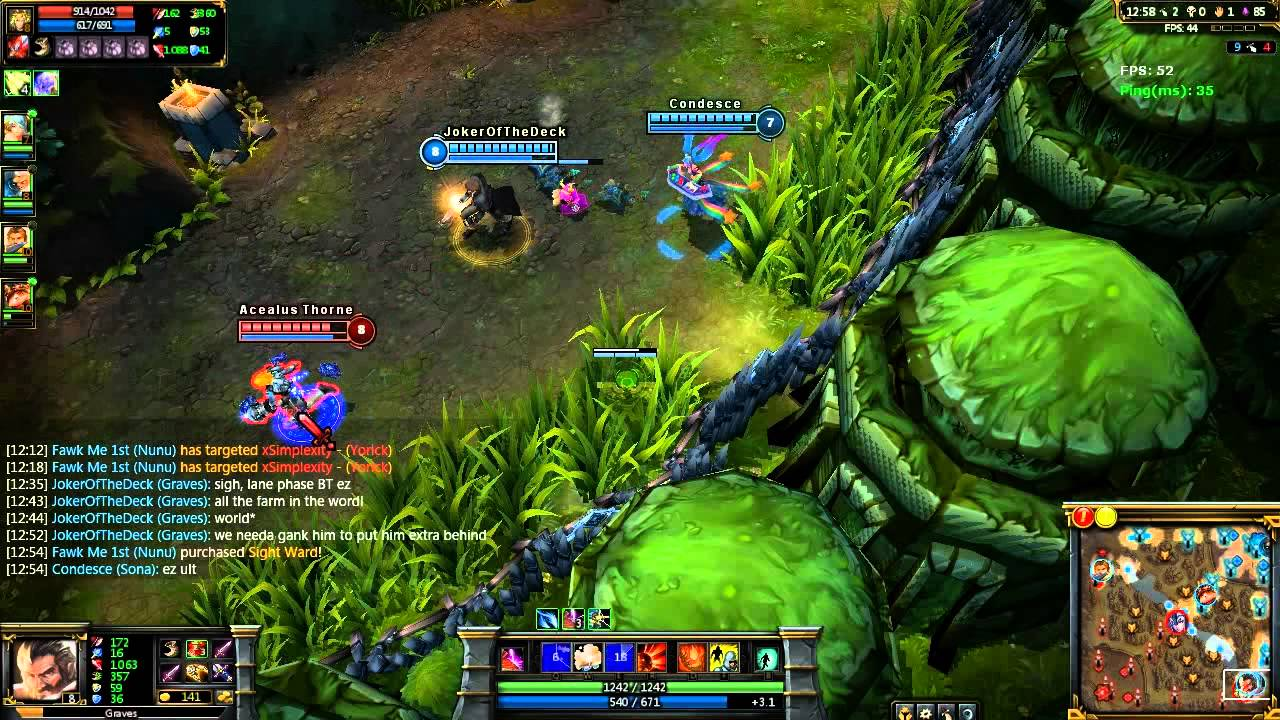 Download League of Legends - S2 - Ranked Ep 3 - Graves