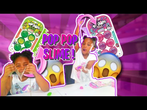 POP POP pets and POP POP snotz opening review Your Videos on VIRAL CHOP VIDEOS
