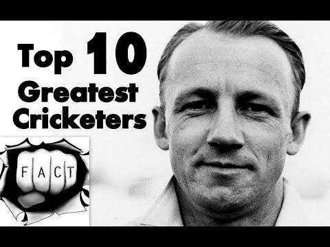 Top 10 Greatest Cricketers of All Time