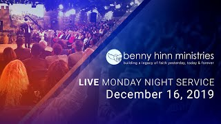 Download Benny Hinn LIVE Monday Night Service - December 16, 2019 Mp3 and Videos