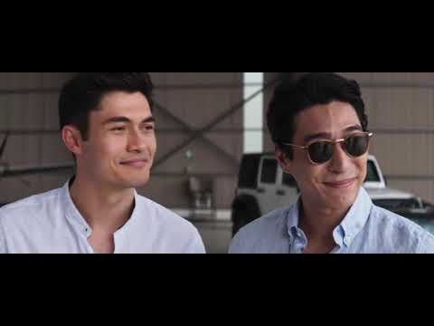 CRAZY RICH ASIAN (2018) - SUPER CRAZY BACHELOR PARTY IN INTERNATIONAL WATERS | MOVIE CLIPS!