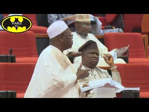 Breaking : Buhari's Bill On Water Resources Splits Northern, Southern Senators