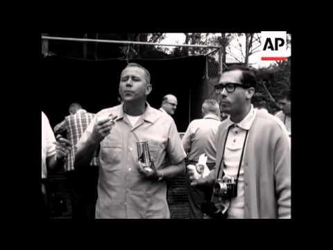 VIETNAM TROOPS REST IN AUSTRALIA - SOUND
