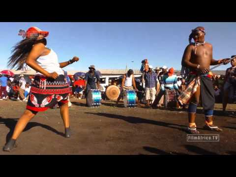 Indlamu Dance 2016 part 2 - Amangwane  Amahle (GAUTANG)