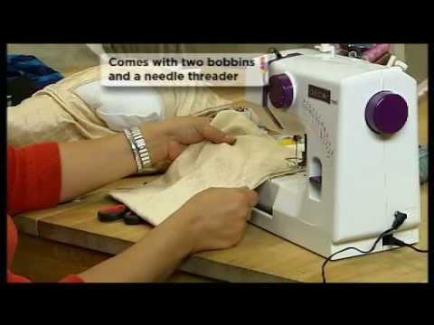 Decor Mini Sewing Machine YouTube Unique Decor Mini Sewing Machine
