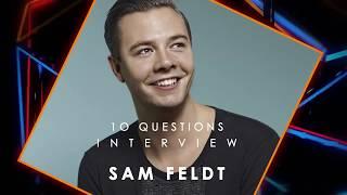 Billboard Radio China - Sam Feldt (10 Questions Interview)