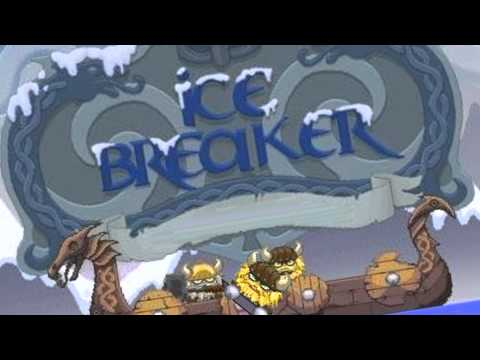 Nitrome music: Ice Breaker (game)