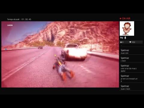 Diffusion PS4 en direct de furious 14 sur just cause 3